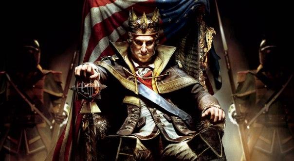 Assassin's Creed III - Tiranía del Rey Washington