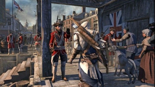 Assassins Creed III - Connor y la Revolución Americana