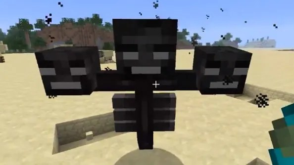 Minecraft 1.4.2 Wither
