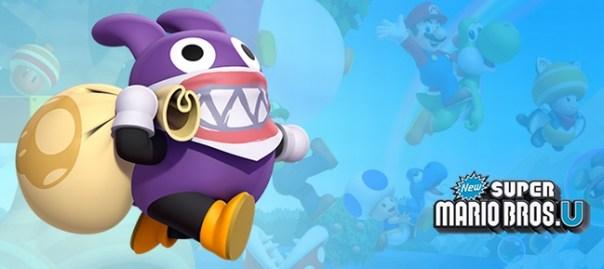 New Super Mario Bros U Caco Gazapo