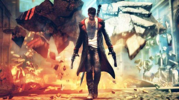 DmC: Devil May Cry nuevo Dante