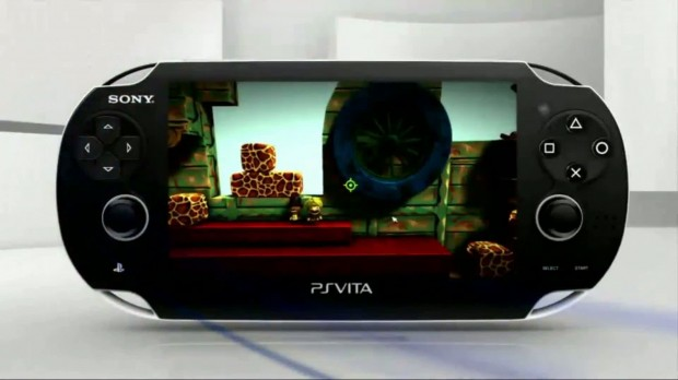 PS Vita mando PS4 tactil