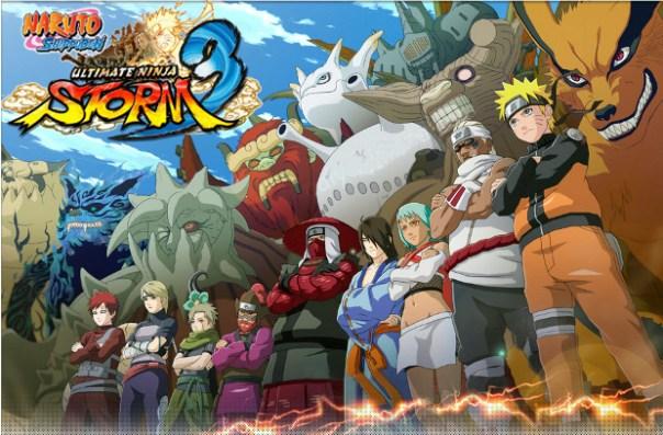 Naruto Shippuden Ultimate Ninja Storm 3 marzo 2013