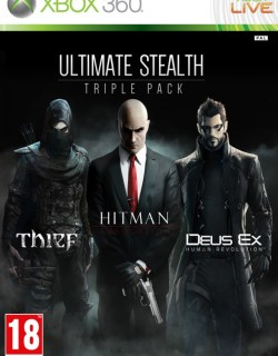 Square Enix Ultimate Action Triple Pack
