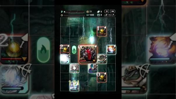 Terra Battle y su sistema de combate