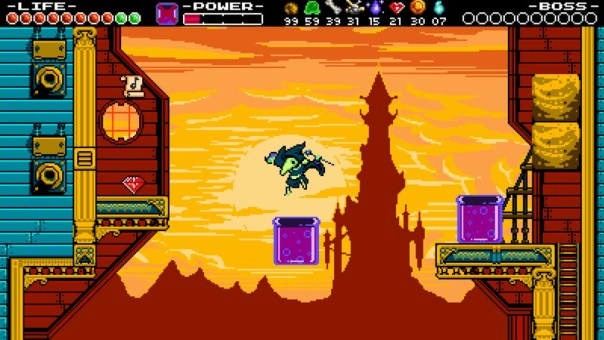 Shovel Knight: Plague Of Shadows incluirá como personaje jugable a Plage Knight