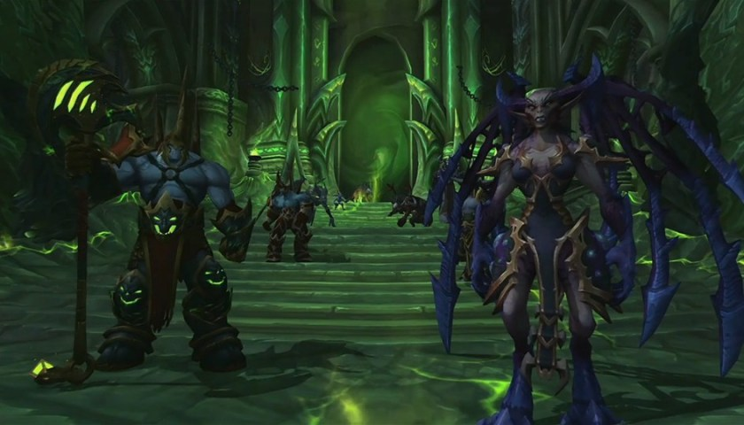 Nuevos enemigos en World of Warcraft Legion