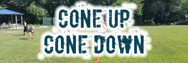 Cone Up Cone Down