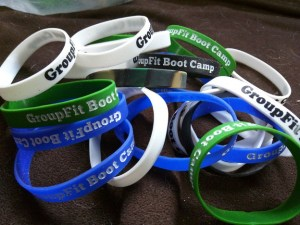 Fitness Wrist Bands