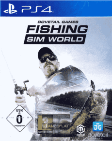 Fishing Sim World PS-4