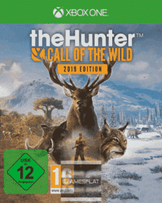 Hunter - Call of the Wild 2019 XB-ONE