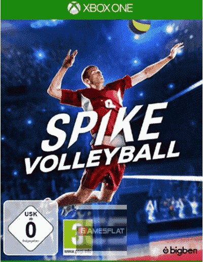 Spike Volleyball XB-ONE