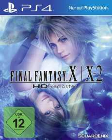 Final Fantasy 10/10-2 HD DISC USK PS4