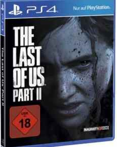 Last of Us 2 DISC USK PS4