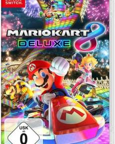 Mario Kart 8 Deluxe CARD USK Switch