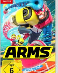Arms CARD USK Switch