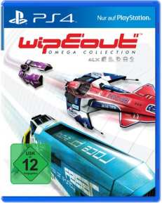 Wipeout Omega Collection DISC USK PS4