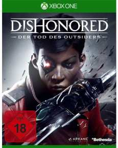 Dishonored 2 ADDON  XB-One  RESTP. Tod des Outsiders  STANDALONE