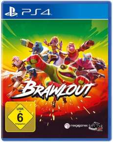 Brawlout DISC USK PS4