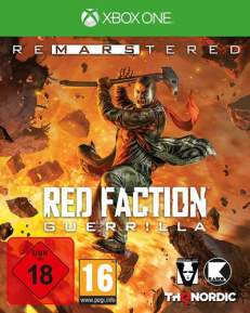 Red Faction Guerilla RE-Mars-tered  XB-1