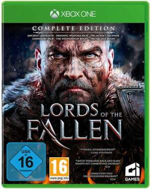 Lords of the Fallen  XB-ONE  COMPLETE