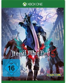 Devil May Cry 5 DISC USK XBOX