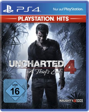 Uncharted 4 DISC USK PS4