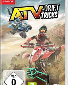 ATV Drift & Tricks CARD USK Switch