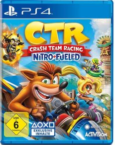 Crash Team Racing DISC USK PS4