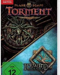 Planescape Torment&Icewind Dale Enhanced Edition CARD USK Switch