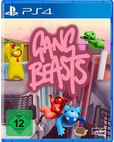 Gang Beasts DISC USK PS4
