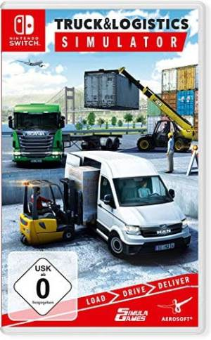 Truck & Logistic Simulator CARD USK Switch