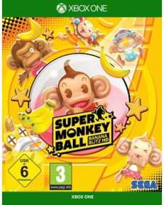 Super Monkey Ball Banana Blitz DISC USK XBOX