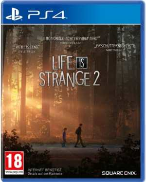 Life is Strange 2  PS-4 AT