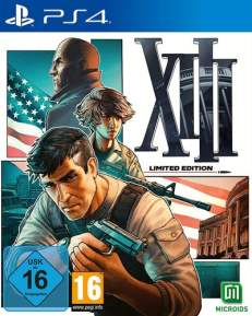 XIII L.E.DISC USK PS4