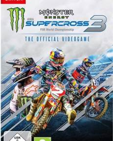 Monster Energy Supercross 3 CARD USK Switch