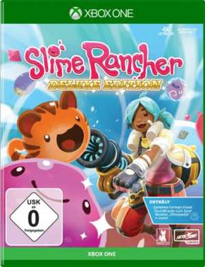 Slime Rancher  XB-One  Deluxe Edition