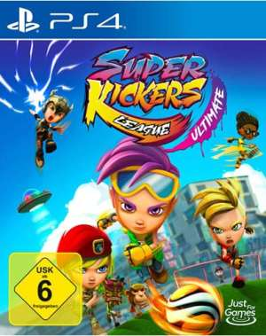 Super Kickers League Ultimate  PS-4