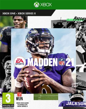 Madden 21  XB-One  AT