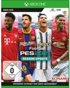PES   2021  XB-One Pro Evolution Soccer