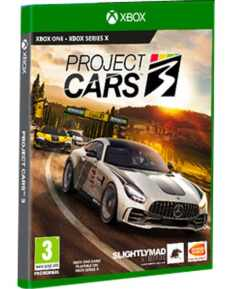 Project Cars 3  XB-One  UK  multi