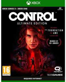 Control  XB-One  Ultimate Edition UK mul Smart Delivery