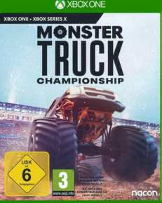 Monster Truck Championship  XB-ONE