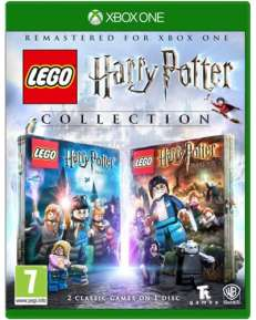 Lego Harry Potter Collection  XB-One AT HD Remastered   Jahre 1-7