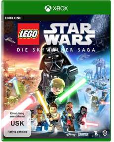Lego  SW Skywalker Saga  XB-ONE LEGO Star Wars