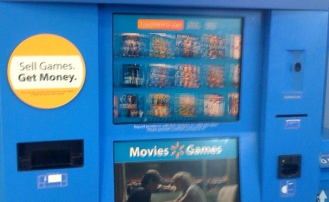Wal Mart Beginning To Rent Games 1 Night Video Game