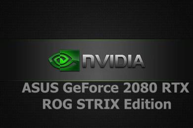 ASUS GeForce 2080 RTX