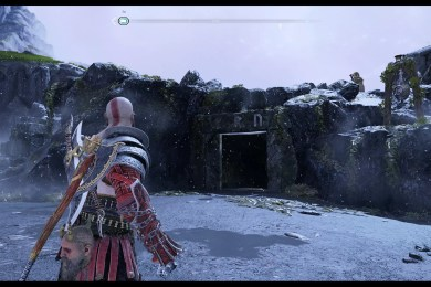 God of War Buri's Storeroom Collectible Locations Guide