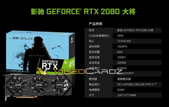 GeForce RTX 2080Ti