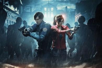 Resident Evil 2 UK Sales